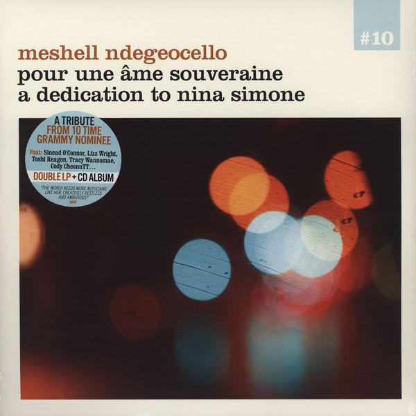 Wunderschön: Meshell Ndegeocello singt Lieder von Nina Simone