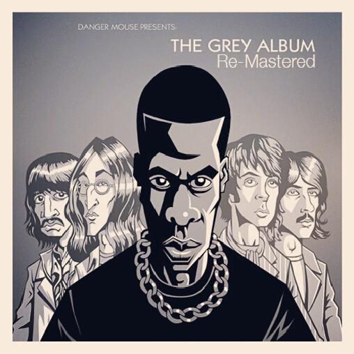 Klassiker: Danger Mouse presents – The Grey Album Re-Mastered (free download)