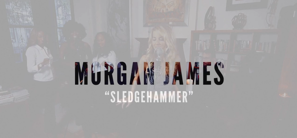 Morgan James - Sledgehammer (Peter Gabriel Cover)