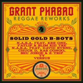 Reggae Reworks Vol​.​4: Solid Gold B​-​Boys (name your price EP)