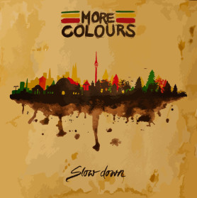 Bringt mehr Farbe in euer Leben: More Colours - Slow Down (free EP)