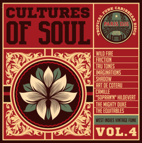 Cultures Of Soul // West Indies Vintage Funk // Vol.4 // free podcast