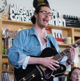 Hozier: Tiny Desk Concert // Video + free audio download