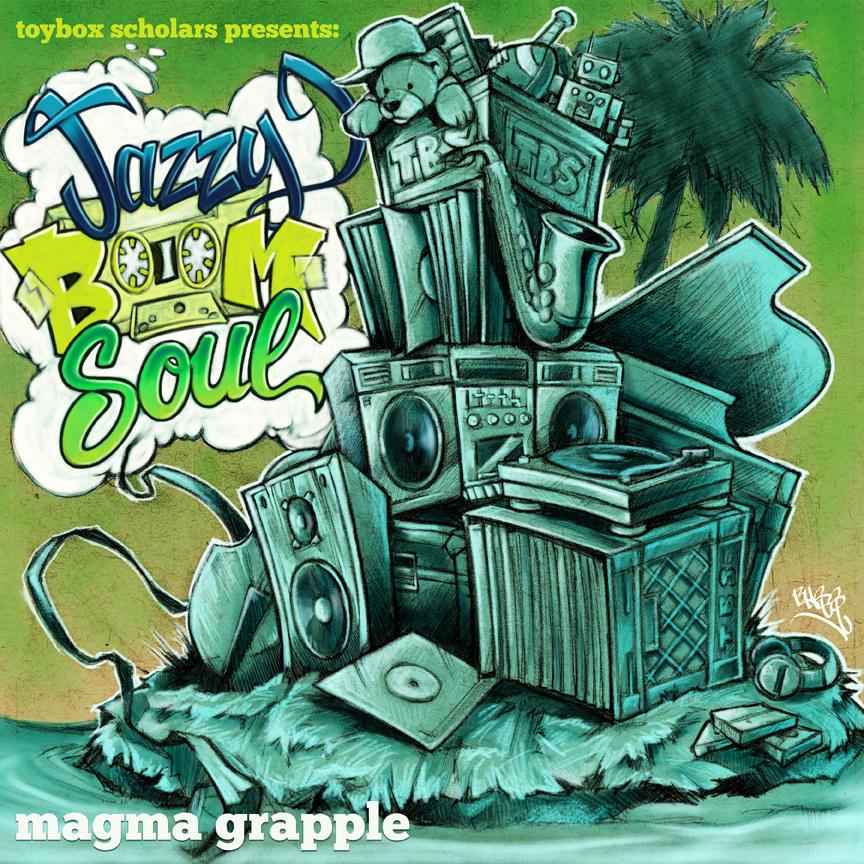 Jazzy Boom Soul