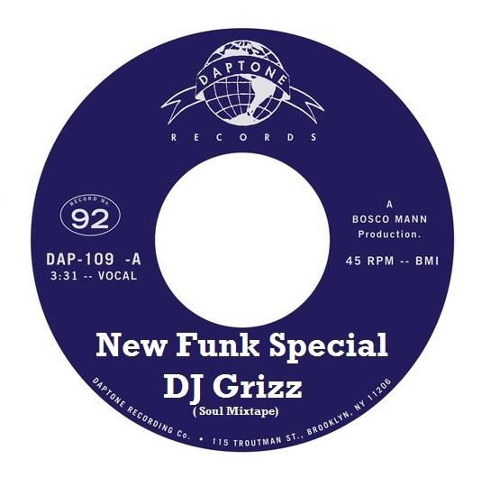 New Funk Special Daptone Records