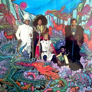A LITTLE TRIP - BLACK PSYCHEDELICA
