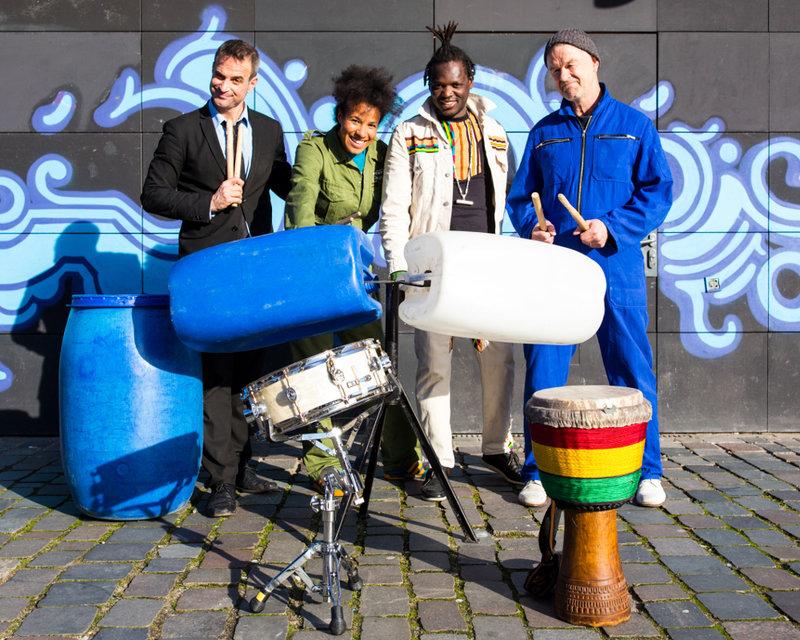 Happy Releaseday: DRUM THE WORLD - einer der besten Drummer der Welt aus Tel Aviv veröffentlicht auf Hamburger Label seine erste CD!