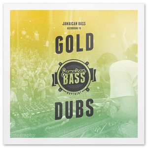 Jamaican Bass according to ... Gold Dubs // free mixtape