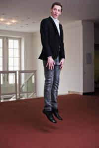 Introducing: Lucas Newman