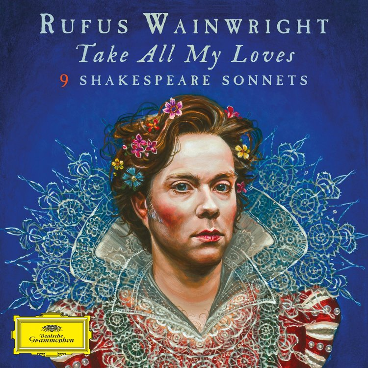 "Rufus Wainwright & Florence Welch interpretieren Shakespeares ""When in Disgrace ..."""