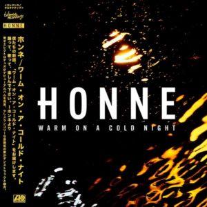 """Soul für laue Sommernächte: Das Londoner Electro-Soul-Duo HONNE veröffentlicht heute seine Debüt-LP """"Warm On A Cold Night""""!"""