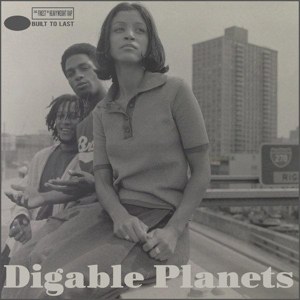 Digable Planets Tribute Mix (+ Tourdaten)