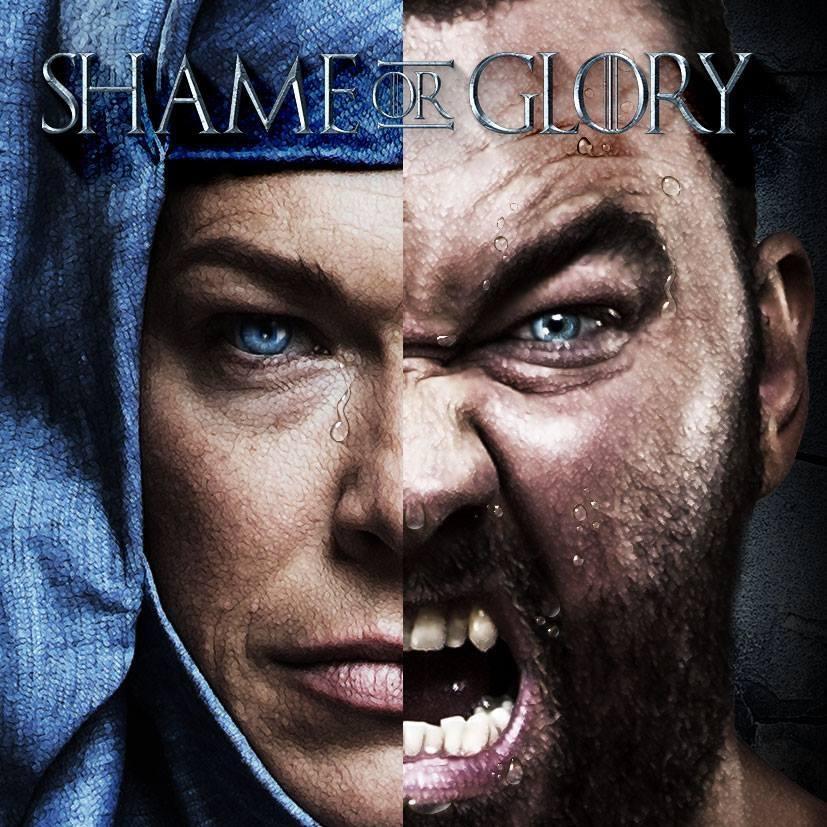 Schande oder Ruhm - die Septa und der Berg aus Games of Thrones im Werbespot! // #ShameorGlory #SodaStream