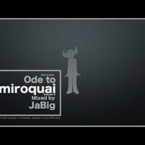 Ode to Jamiroquai mixed by JaBig // + Tourdaten #AUTOMATON 2017