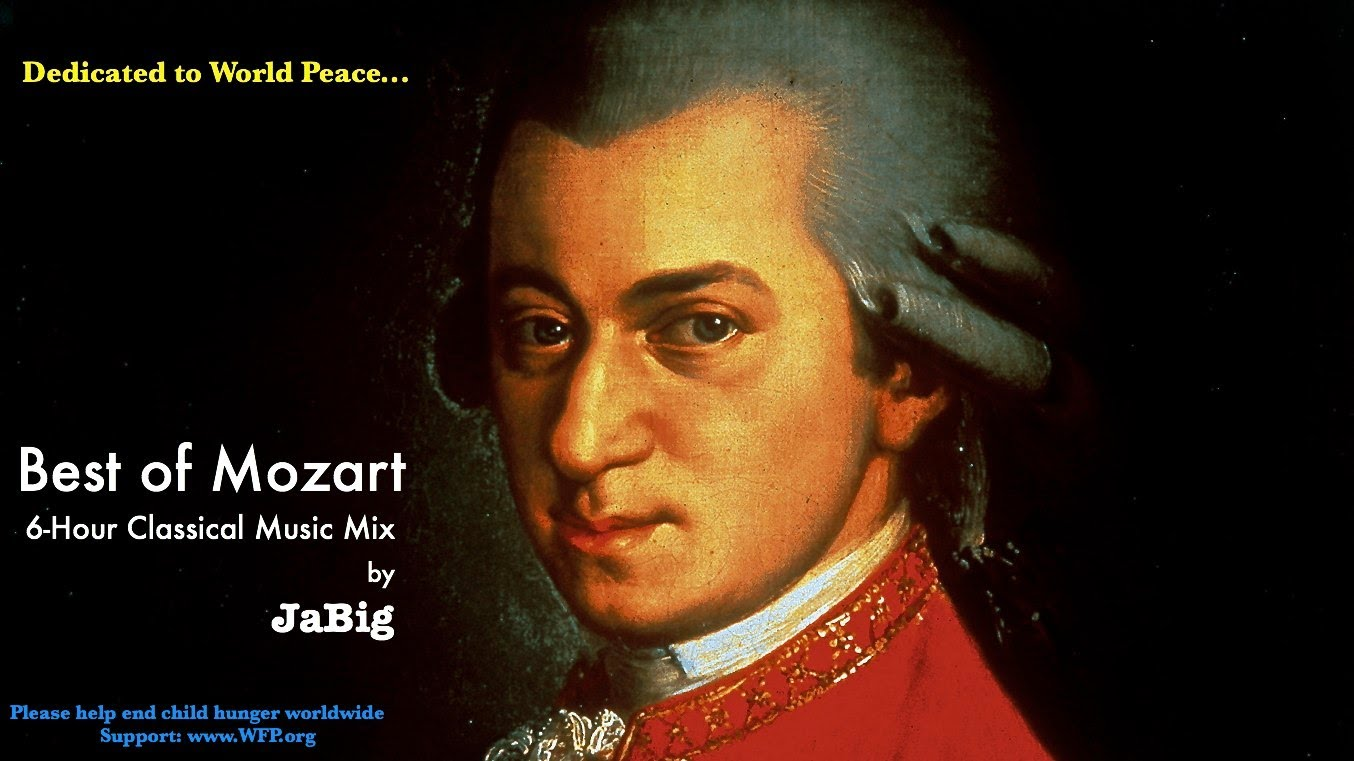 Best of Mozart // 6-Hour Classical Piano Music Mix by JaBig