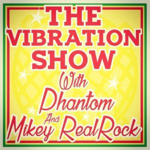 Million Vibes Soundsystem - The Vibration Show - Episode #1 - podcast