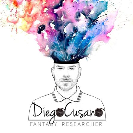 Instagram-Tipp: Diego Cusano - The Fantasy Researcher