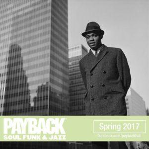 PAYBACK Soul Funk & Jazz Spring 2017 Selection