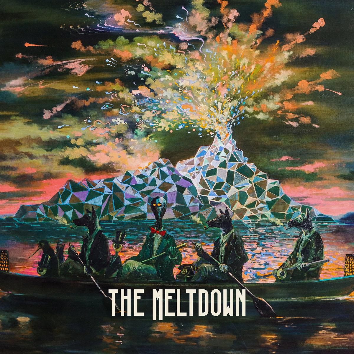 The Meltdown veröffentlichen ihr selbstbetiteltes Debütalbum! (2 Videos + full Album stream)