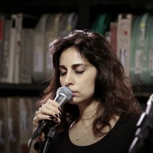 Yasmine Hamdan LIVE @ Paste Studios New York (3 Videos)