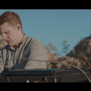 Floating Points - Silurian Blue // erstes Video aus dem Kurzfilm und Soundtrack 'REFLECTIONS - MOJAVE DESERT'