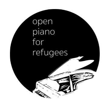 OPEN PIANO for Refugees von 2. bis 5. Juni in Stuttgart!