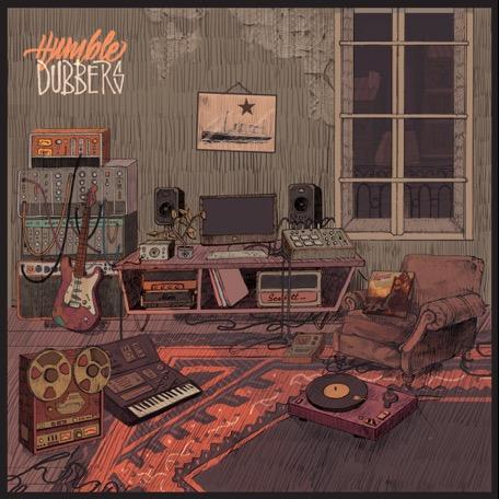 "Melding Records veröffentlichen Label-Sampler ""Humble Dubbers"" // full stream"