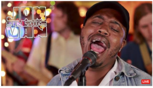 """DURAND JONES AND THE INDICATIONS - """"Make a Change"""" (Live at Music Tastes Good 2017) #JAMINTHEVAN (Video)"""