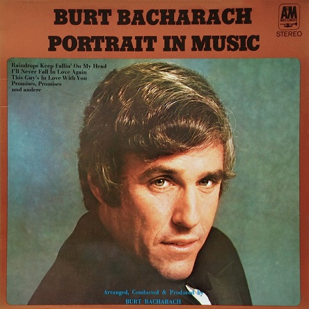 Burt Bacharach (What's It All About?) with Bill Frisell, David Sanborn & Luther Vandross (Mixtape)