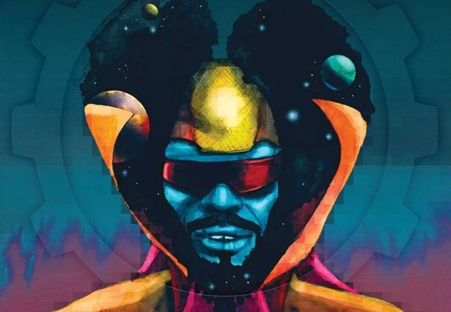 TIPP: Funkadelic - Cosmic Slop (Moodymann Mix)