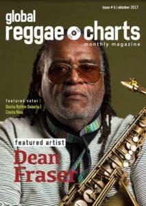 #GRC - Global Reggae Charts – Issue #6 / Oktober 2017