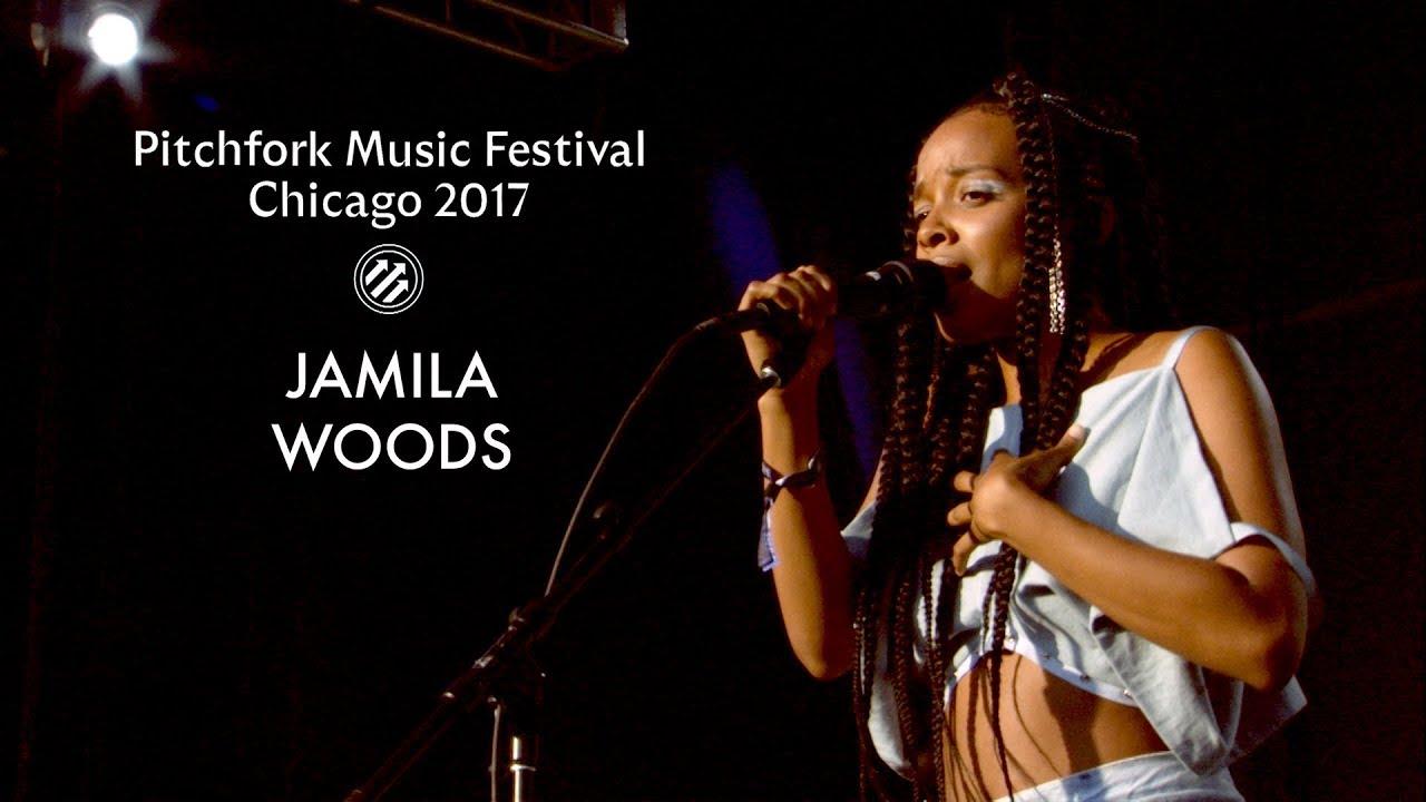 Jamila Woods | Pitchfork Music Festival 2017 | full concert Video