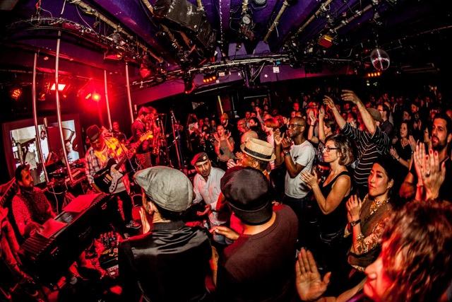 Die Acid Jazz Legende INCOGNITO kommt für 3 Konzerte nach Deutschland!