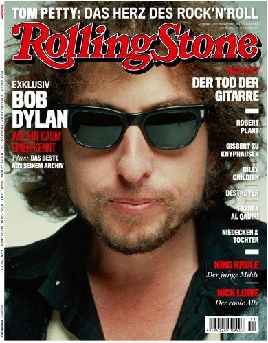 Happy Birthday - das ROLLING STONE Magazin wird 50!