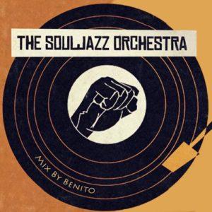 "The Souljazz Orchestra Mixtape // free download + full Album stream ""Under Burning Skies"""