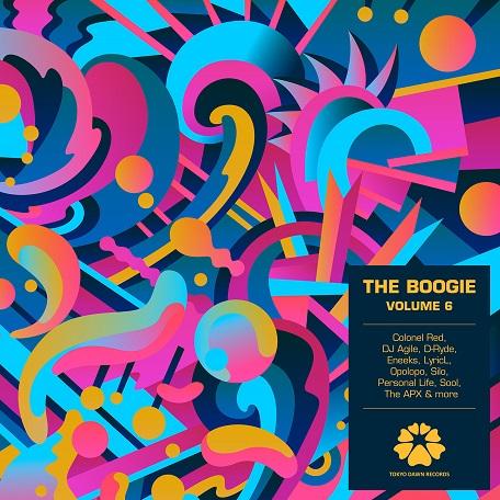 TOKYO DAWN RECORDS – THE BOOGIE VOLUME 6 - full stream