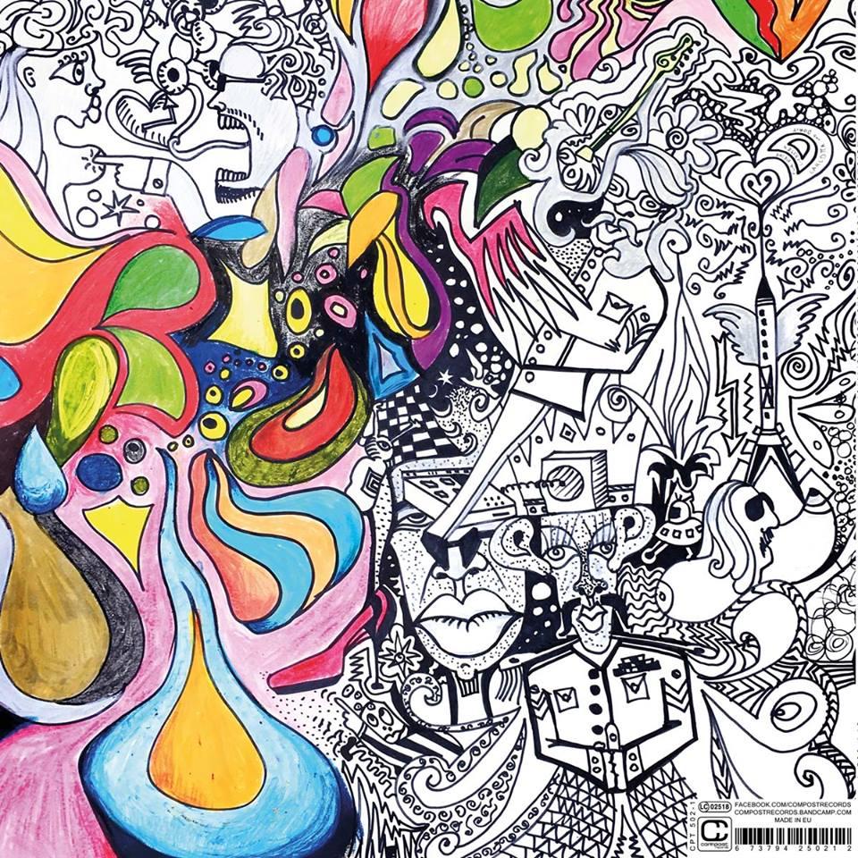 """Happy Releaseday: Marsmobil veröffentlichen ihr fünftes Studioalbum """"Fairytales Of The Supersurvivor"""" via Compost Records // EPK + full Album stream"""