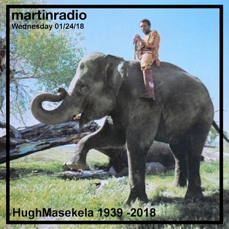 Hugh Masekela 1939 - 2018 Podcast