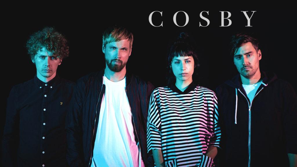 Videopremiere: COSBY - Milestone // + Tourdaten // #iamlikeyou