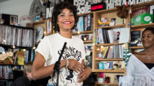 Alice Smith: Tiny Desk Concert (Video)