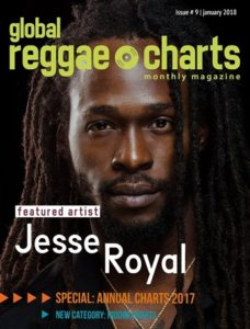 #GRC - Global Reggae Charts – Issue #9 / Januar 2018
