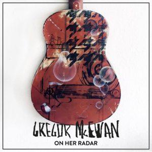 Gregor McEwan veröffentlicht Video zur 4. Single 'On Her Radar'
