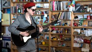 St. Vincent: Tiny Desk Concert (Video)
