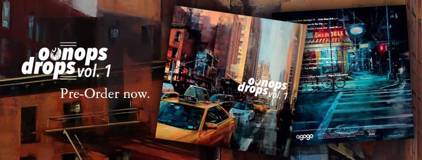 TIPP: Oonops Drops - Volume 1- Promo-Mixtape