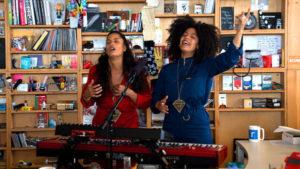 Ibeyi: Tiny Desk Concert (Video)