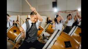 Singing in the Present | San Jose Taiko and Wesley Jazz Ensemble with Epic Immersive | Video