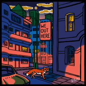 Brownswood Recordings päsentiert mit WE OUT HERE einen Top-Sampler über die junge Londoner Jazzszene! // full stream #weouthere