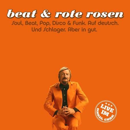 beat & rote rosen - a 6.5 hours of weird german music - Soul, Beat, Pop Disco & Funk. Auf deutsch. Und Schlager. Aber in gut.