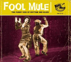 FOOL MULE - The Funny Side of Rhythm And Blues (Compilation)