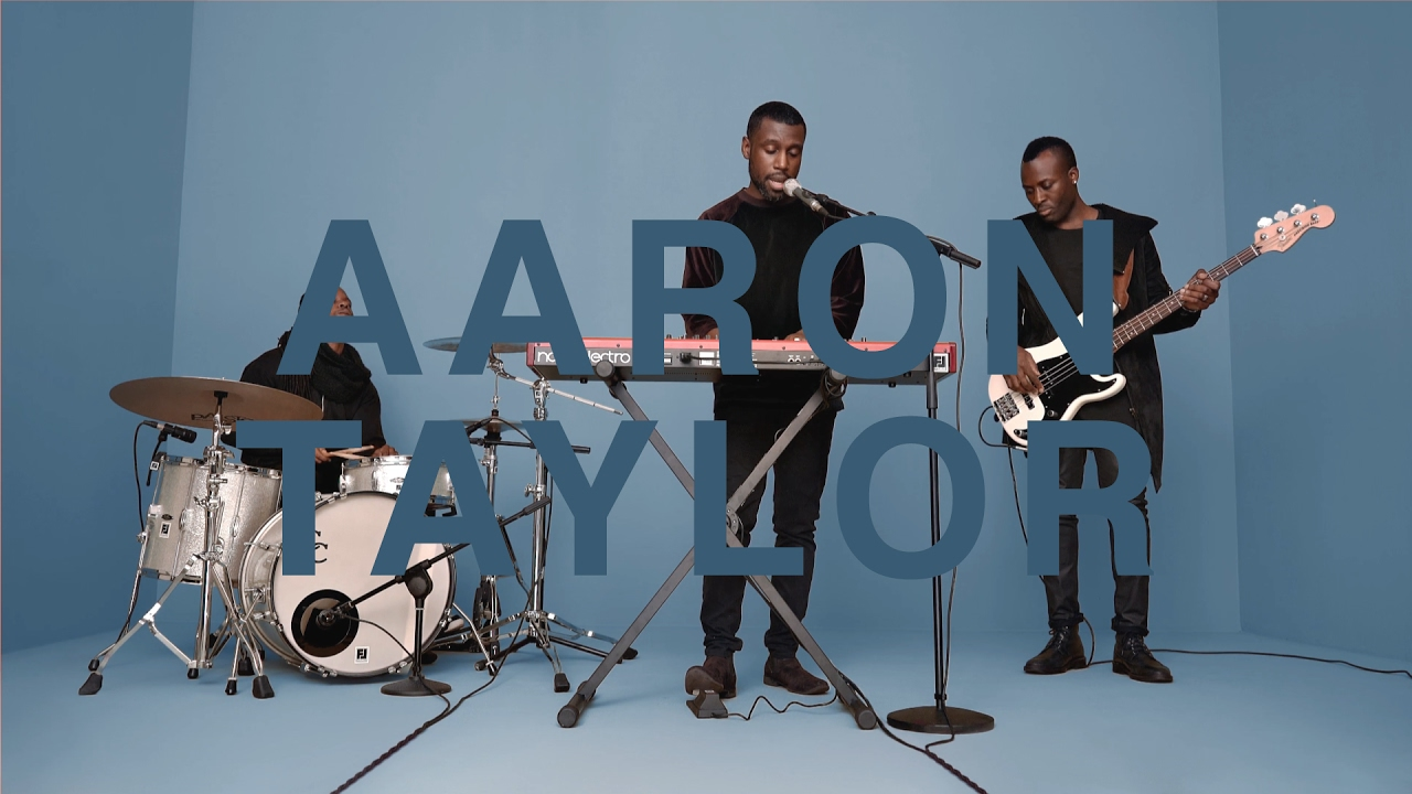 A COLORS SHOW: Aaron Taylor - Lesson Learnt (Video)